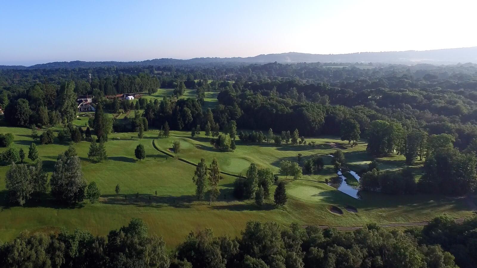 Surrey Golf